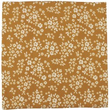 XL-tetradoek - Whimsy Floral (mustard)