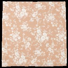 XL-tetradoek - Vintage Bouquet (Peach)