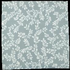 XL-tetradoek - Leafy Sprig (Blue)