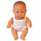 Kleine jongenspop  - 21 cm