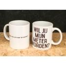 Koffiemok - Wil je mijn meter worden?