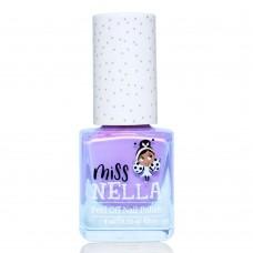 Lila nagellak - Bubble gum