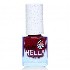 Paarsrode nagellak met glitterschijn - Jazzberry jam