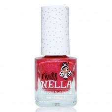 Framboosroze nagellak met glitterschijn -Tickle me pink
