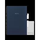 Uitwisbare A4-notitieboek van steenpapier - New navy