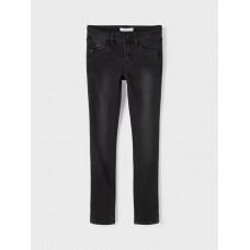 Zwarte jeansbroek - Nkmpete dnmtonsons black denim