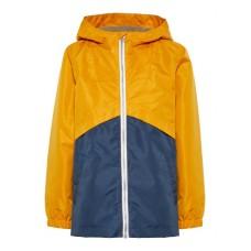 Regenjas Jacket color block - nkmmang