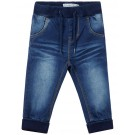 Soepel babyjeansbroekje - Romeo tolly medium blue Noos