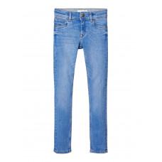Lichtblauwe jeansbroek - Nkmpete dnmtico pant noos