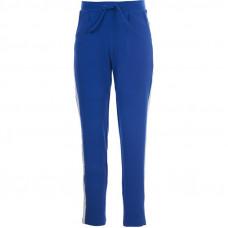 Kobaltblauwe sportieve broek - Toujours kobalt