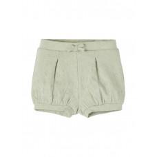 Muntkleurig shortje - Nbfflora shorts desert sage