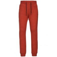 Roestbruine sportieve joggingbroek - Nitesman pants ketchup