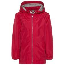 Frambooskleurig regenjasje - nmfmette jacket bright rose