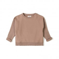 Oudroze sweater - Po sweater rose