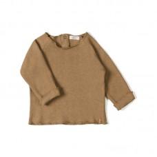 Toffeekleurige sweater - Sim Knit Toffee