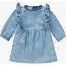 Jeanskleurig kleedje - Melita medium wash