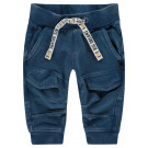 Stoer donkerblauw babybroekje - Regular fit pants atascadero dark denim