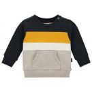 Donkerblauw sweater met strepen - Sweater ashland dark sapphire