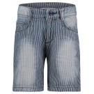 Blauw gestreepte jeansshort -  Rosenberg  (stapelkorting)