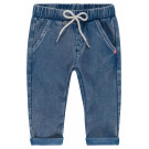 Jeanskleurig babybroekje - Medium blue denim regular fit pants catonsville noos