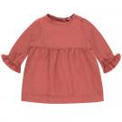 Koraalrood kleedje - Mineral red dress carpentersville