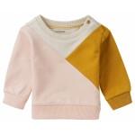Sweater met 3 vakken - Sweater ls malvern pale dogwood
