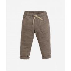 Bruingrijze broek - Trousers pinha
