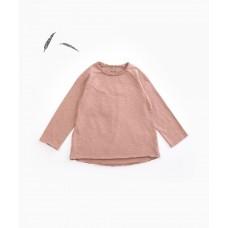Oudroze t-shirt - Jersey t-shirt jatoba