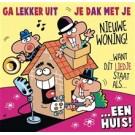 Muziekkaart - Ga lekker uit je dak met je nieuwe woning!
