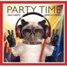 Muziekkaart - Party time! Van harte gefeliciteerd