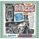 Muziekkaart - The riders on the storm. Happy birthday