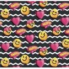 Muziekkaart - Happy!