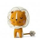Leeuw knuffel in geschenkverpakking - Lion in gift box 18 cm