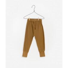 Karamelkleurige hydrofielbroek - Woven trousers craft