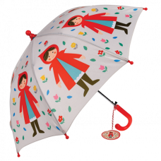 Paraplu met roodkapje - Red riding hood