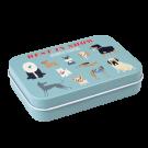 Pleisters in metalen doosje honden - Best in show plasters in a tin