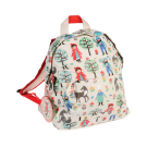 Kleuterrugzak met roodkapje - Red riding hood mini backpack
