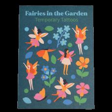 Tattoos fee - Fairies in the garden