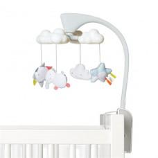 Muziekmobiel en nachtlampje : clouds