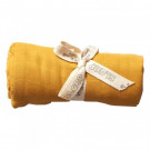 XL tetradoek mustard - XL swaddle autumn glory