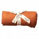 XL tetradoek brown - XL swaddle sugar almond