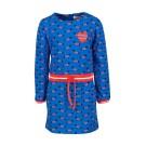 Helblauw kleed met hondje - team blue