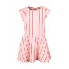 Oud roze kleedje met strepen - may soft pink