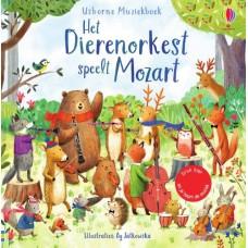 Geluidenboekje - Het dierenorkest speelt Mozart