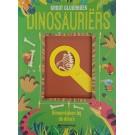 Groot gluurboek - Dinosauriërs