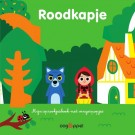 Sprookjesboek met vingerpopjes - Roodkapje