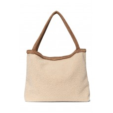 Beige teddy mom-bag - Teddy Lammy