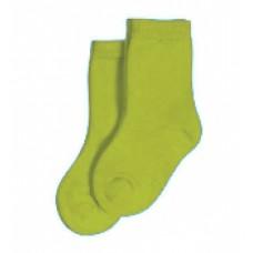 Limoengroene sokken - 2pack