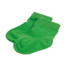 Grasgroene sokken - 2pack