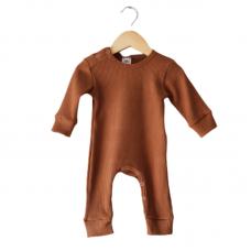 Karamelbruin kruippakje - Camel